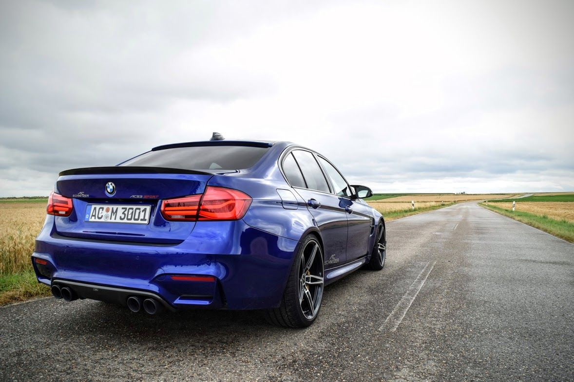Roof Spoiler For Bmw M3 F80